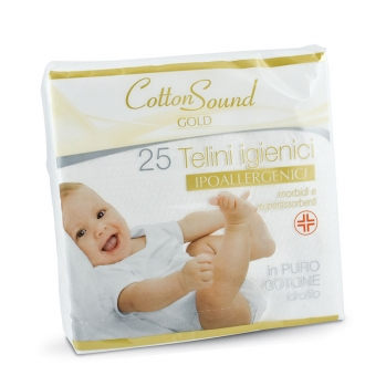 25 Telini Igienici Linea Gold