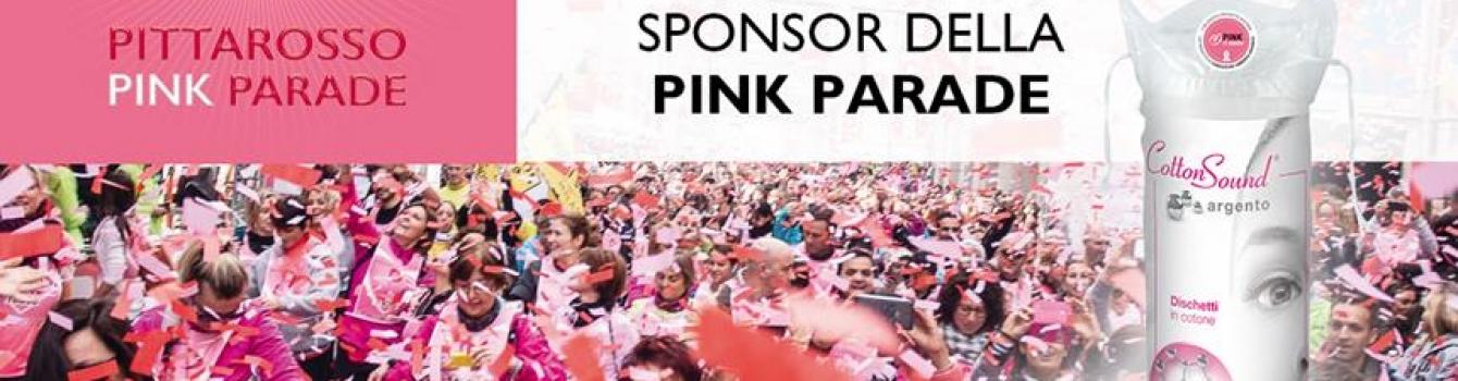 Pittarosso Pink Parade. 23 ottobre 2016 a Milano