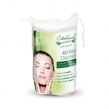 40 Maxi Dischetti Linea Bamboo
