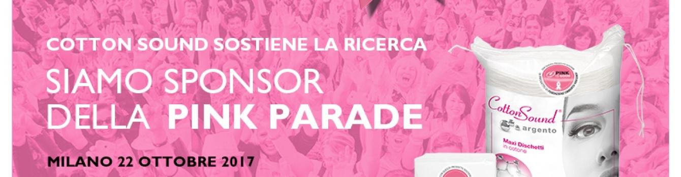 Pittarosso Pink Parade – 22 Ottobre 2017 a Milano